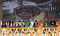 The Prime Minister, Shri Narendra Modi flagging off the Metro Magenta Line from Botanical Garden to Kalkaji Mandir, at Noida, Uttar Pradesh.jpg