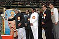 The Vice President, Shri Bhairon Singh Shekhawat inaugurated the 12th National Youth Festival in Pune on January 12, 2007.jpg