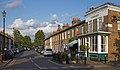 The corner of Vansittart road and Bexley st. Windsor, UK.jpg