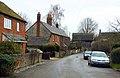 The main street through Waterstock - geograph.org.uk - 1724852.jpg