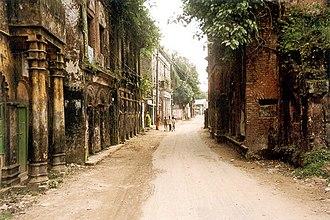 Sonargaon - Old Panam City