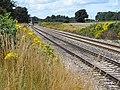 The railway, Manningford Bruce - geograph.org.uk - 1560480.jpg