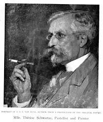 Portrait of A.G.C. van Duyl