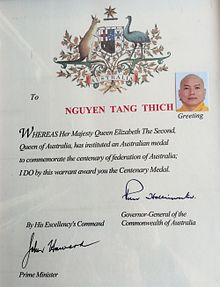 Thich Nguyen Tang Centenary Medal.jpg