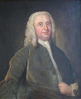 Thomas Rose (died 1747) Sheriff of Dorset (1679-1747)