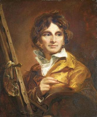 Thomas Barker (painter) - Image: Thomas Barker, Barker of Bath Self Portrait
