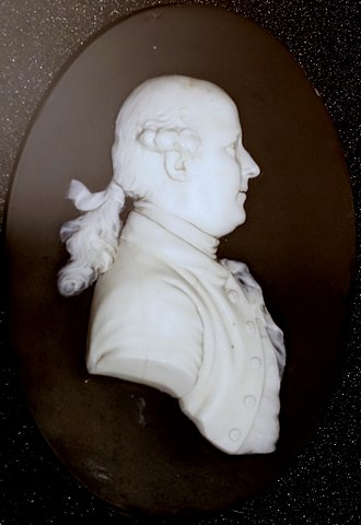 Thomas Bentley (manufacturer) - Thomas Bentley by Joachim Smith, modeled in 1773
