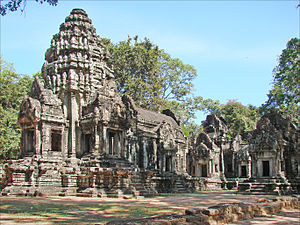 Khmer Empire - Thommanon Temple