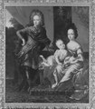 Three children of Charles XI of Sweden, Charles XII also Carl of Sweden, Swedish, Karl XII - Nationalmuseum - 39472.tif