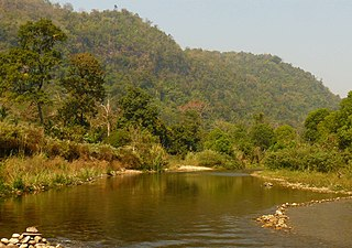 Thung Yai Naresuan Wildlife Sanctuary protected area