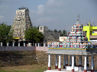 Thyagaraja Temple, Tiruvottiyur temple in India