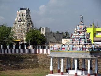 Tiruvottiyur - Image: Thyagaraswamy 6