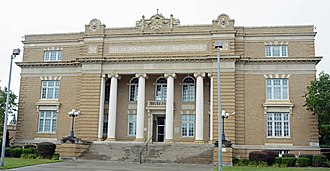 Tift County Courthouse - Image: Tift County Courthouse, Tifton, GA, US