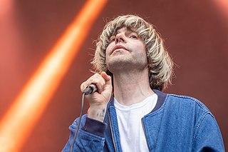 Tim Burgess (musician) English singer-songwriter
