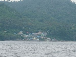 Tingloy, Batangas - A fishing village on the eastern side of Tingloy