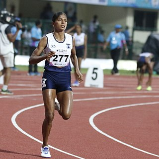 Tintu Lukka Indian middle-distance runner
