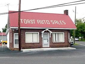 Country Auto Sales >> Toast, North Carolina - Wikipedia