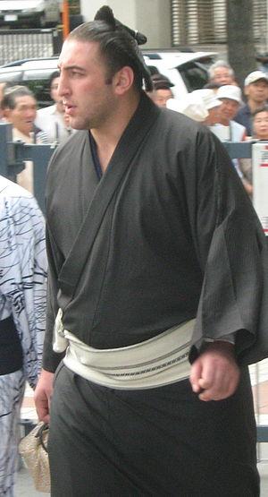 Tochinoshin Tsuyoshi - Image: Tochinoshin 08 Sep 1