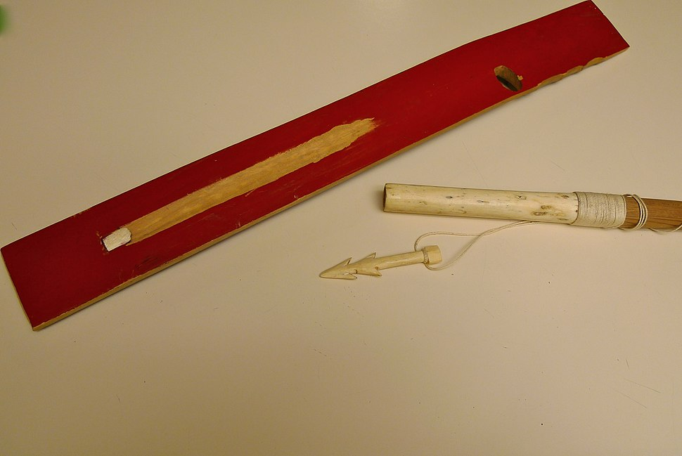 Today is World Atlatl Day (4952910401)