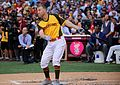 Todd Frazier competes in final round of the '16 T-Mobile -HRDerby (28569784625).jpg