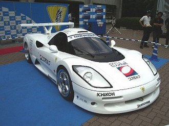 Tokai University - Study Car 2005