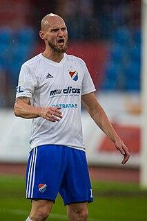 Tomáš Smola Czech footballer
