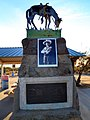 Tom Mix Memorial Monument.jpg