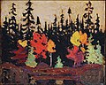 Tom Thomson - Black Spruce and Maple - Google Art Project.jpg