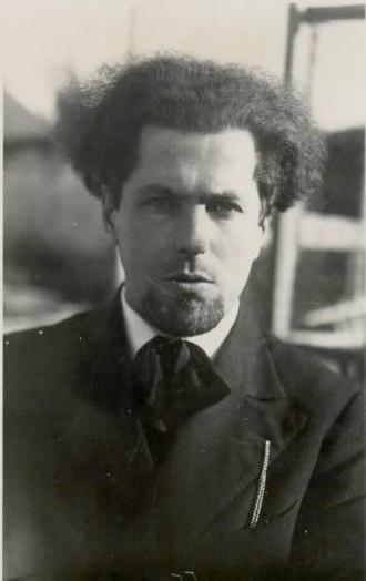 Tone Kralj - Image: Tone Kralj 1930s