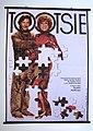 Tootsie - plakát Jan Sarkandr Tománek.jpg