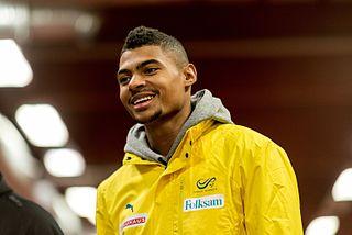 Michel Tornéus Swedish long jumper