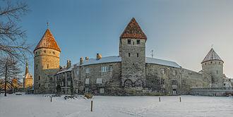 Walls of Tallinn - Tallinn City Wall