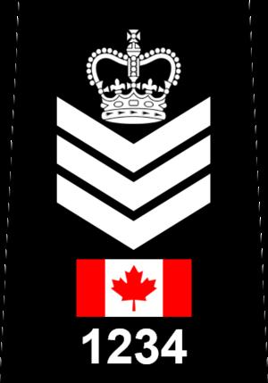 Cobourg Police Service - Image: Toronto Police Staff Sergeant