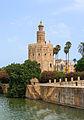 Torre del Oro Guadalquivir Seville Spain.jpg