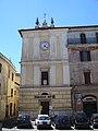 Torre dell'orologio a Monterotondo.jpg