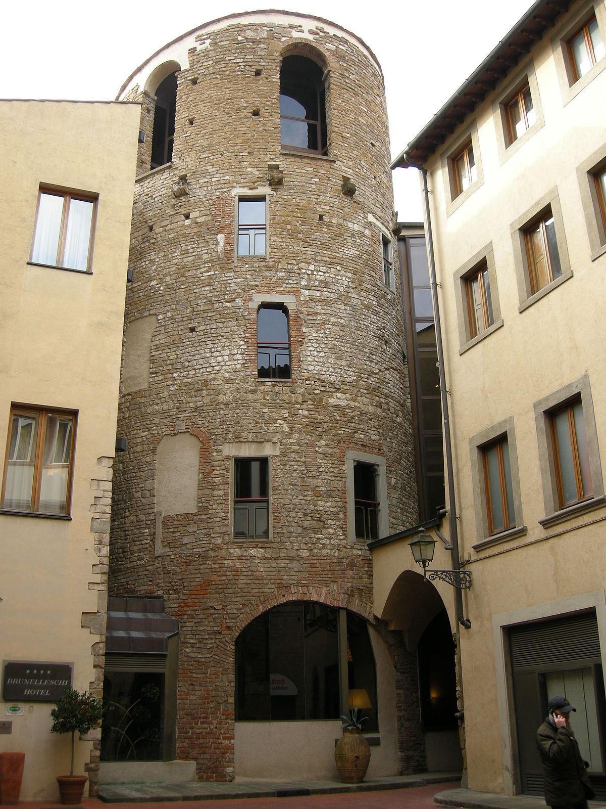 Torre della pagliazza wikipedia for Casa della piastrella firenze