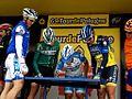 Tour de Pologne 2012, Przed rozpoczęciem etapu (7718917586).jpg