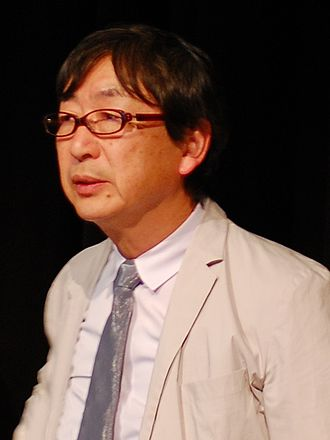 Toyo Ito - Ito, at a lecture in April 2009.