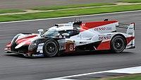 Toyota TS050 Alonso Silverstone 2018.jpg