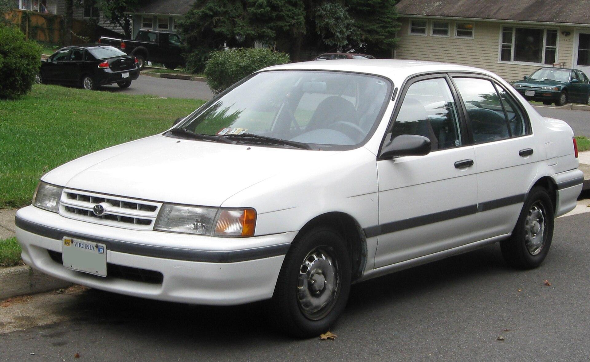Toyota Tercel Wikipedia