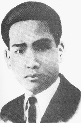 Nationalist Party of Greater Vietnam - Portrait of leader Trương Tử Anh in 1946.