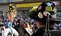 "Trachtenhut ""Kirchtagslader"" der Bauerngman aus Villach, Kärnten.jpg"