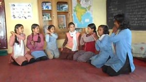 File:Traditional song and dance by Kumaoni girls, Uttarakhand, India 4.ogv