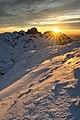 Tramonto al monte Gendarme.jpg