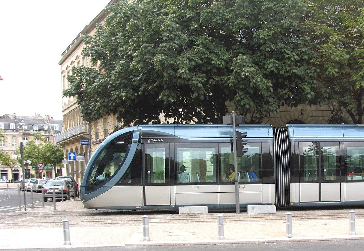 bordeaux tramway line b wikipedia. Black Bedroom Furniture Sets. Home Design Ideas