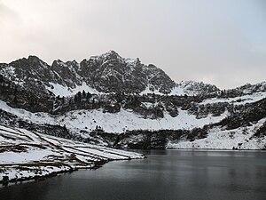 Klettersteig Lachenspitze : Lachenspitze u2013 wikipedia