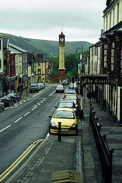View down Castle Street towards the Town Clock[1]
