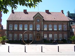 Trelleborgs rådhus (kommunehuse)