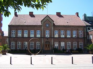 Trelleborg - Trelleborg town hall