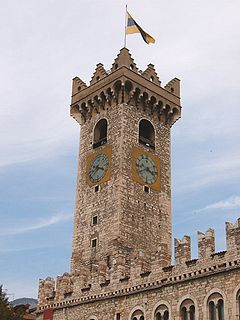 The Torre Civica (13th Century).